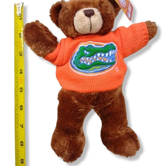 Gators teddy bear